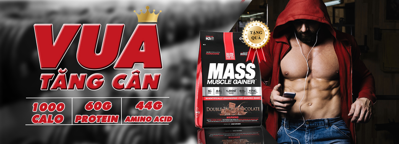 VUA TANT CAN MASS MUSCLE GAINER - THEHINHCHANEL