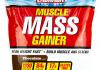 Những điều nên biết khi sử dung mass gainer muscle tăng cân tăng cơ