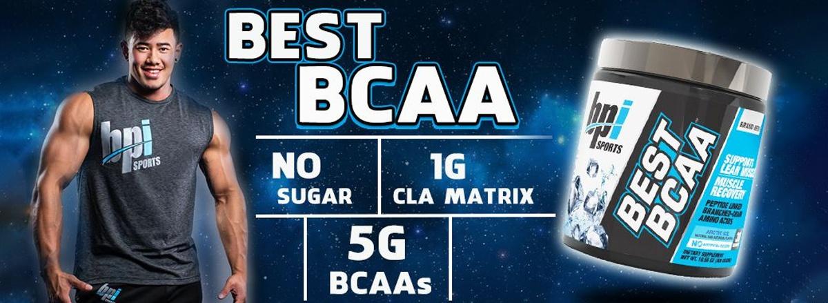 Nếu bạn bạn đang tìm hiểu về BCAA phục hồi cơ bắp trong tập và đặc biệt quan tâm tới Best BCAA BPI sản phẩm chính hãng giá tốt để tăng cơ giảm mỡ hiệu quả..
