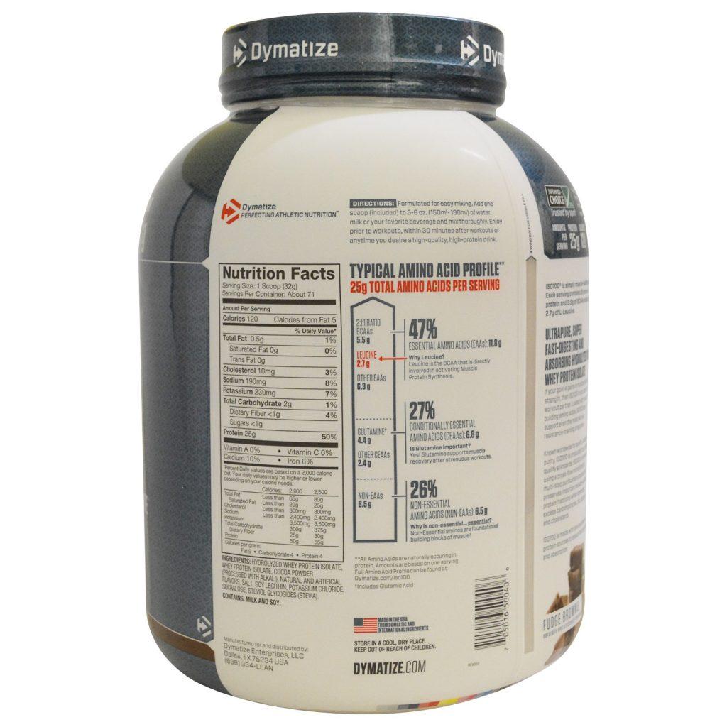 Whey protein iso 100 và whey Hydro giúp bổ sung protein cho bạn