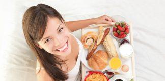Thực đơn giúp tăng cân cùng lịch tập gym cho nữ tăng cân