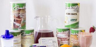 Tìm hiểu về thực phẩm giảm cân Cambridge