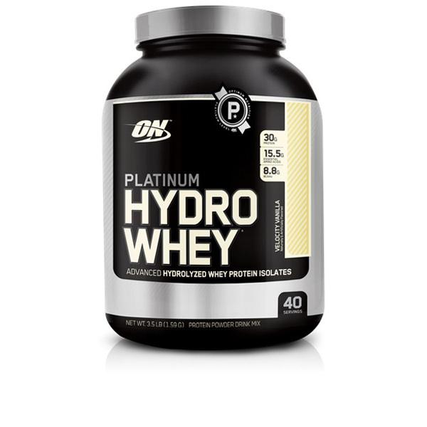 Platinum Hydrowhey Protein 3.5lbs