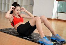 Lịch tập gym tại nhà hiệu quả