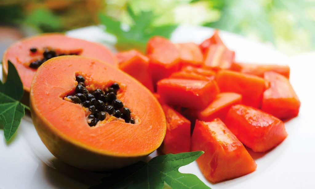 Thực phẩm giảm cân hiệu quả trong ngày hè