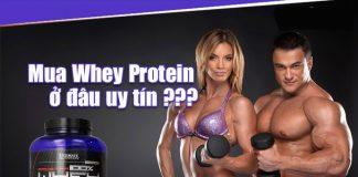 Whey protein Hà Nội uy tín
