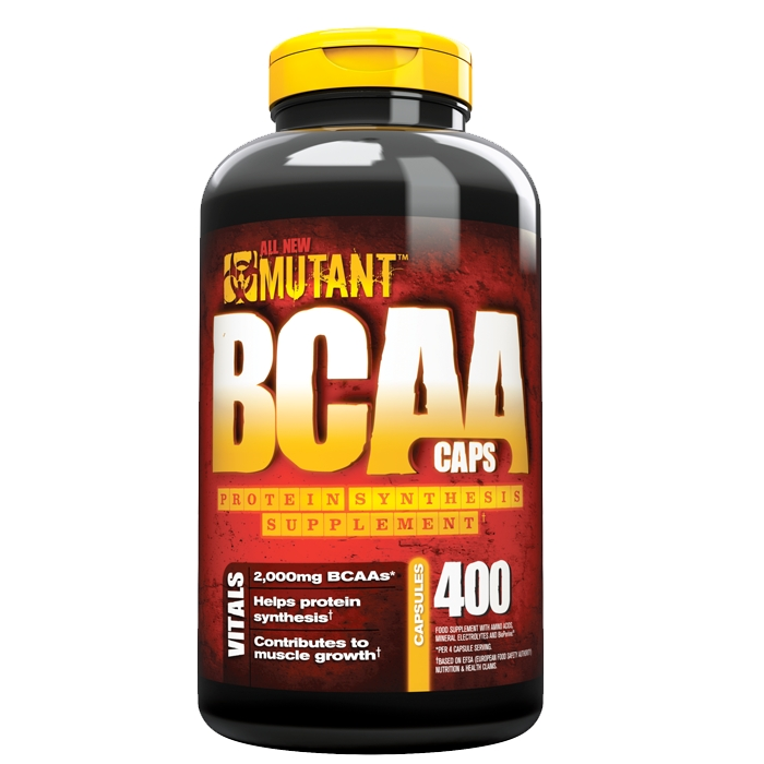 Bcaa mutant không chỉ là Bcaa