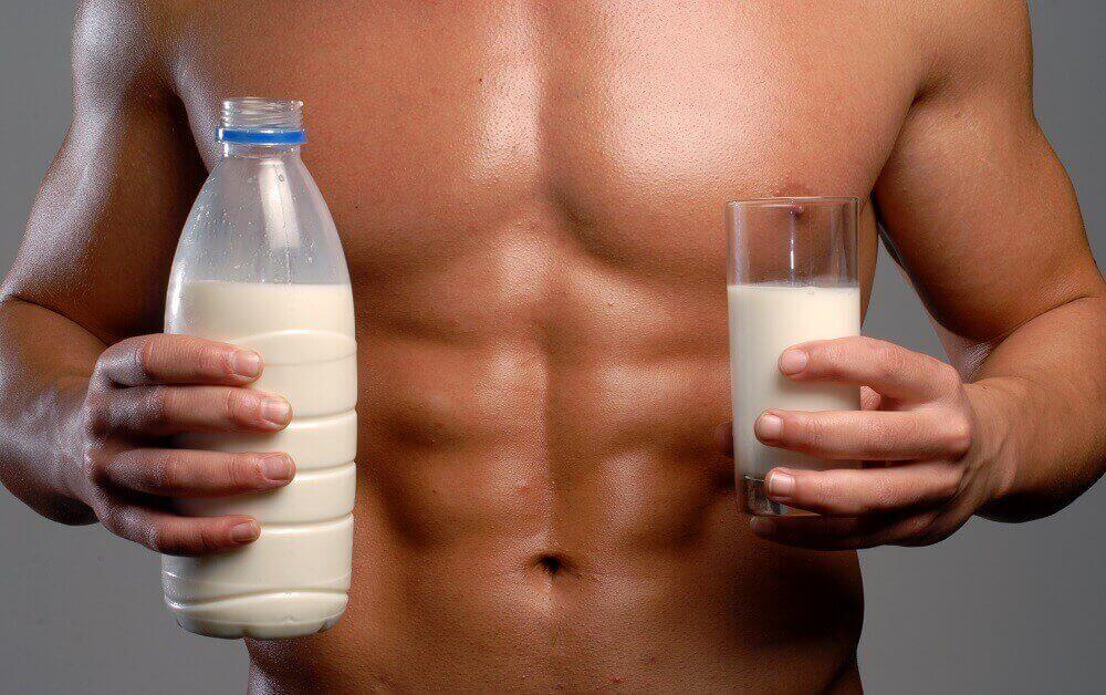 Dùng sữa tăng cân hiệu quả hay không?