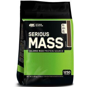 Bí mật của sữa tăng cân Serious Mass.