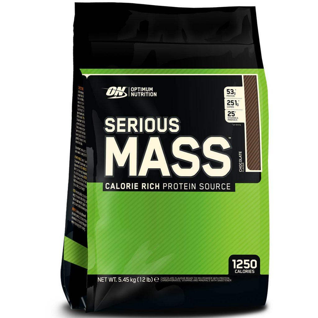 Cách phân biệt sữa tăng cân thể hình serimous mass thật giả.