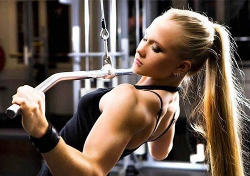 Các lịch tập gym dành cho nữ mà bạn nên biết.