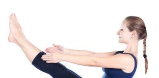 Tư thế con thuyền và sự kết hợp hài hòa trong lịch tập gym cho người giảm béo