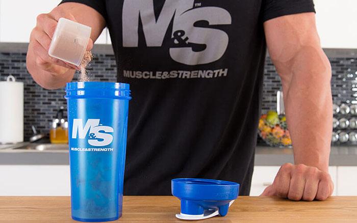 whey protein cách dùng hiệu quả nhất