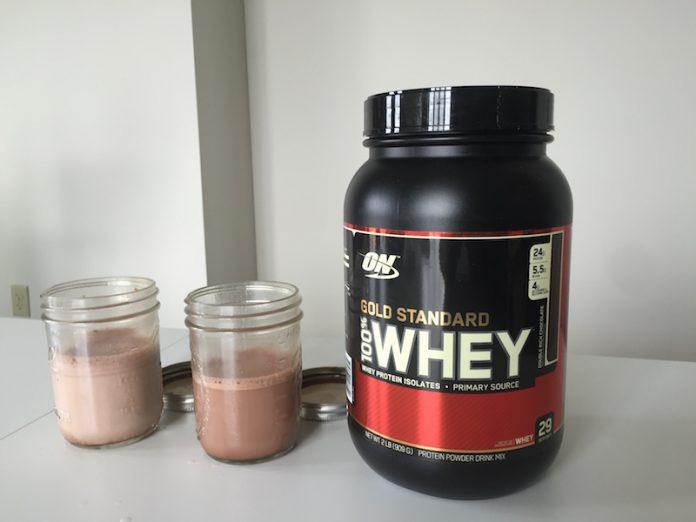 Whey protein Blend tốt nhất