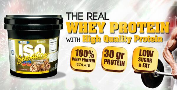 Tìm hiểu về Whey Protein tăng cơ giảm mỡ