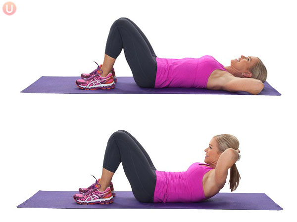 Basic-Crunch_Exercise