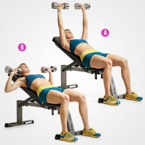 Incline-Dumbbell-Presses