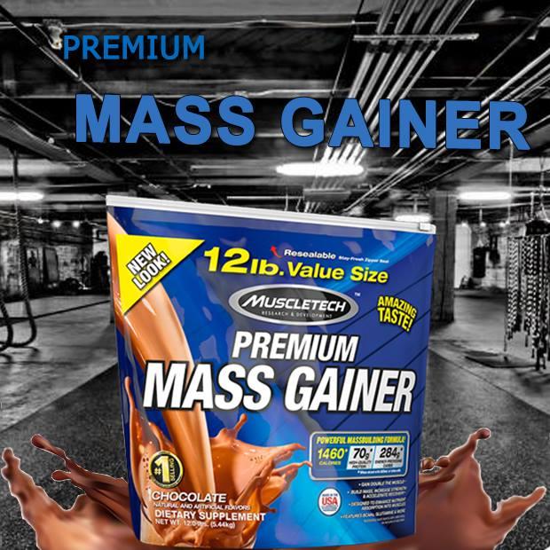 Đánh giá sản phẩm sữa tăng cân Premium Mass Gainer.