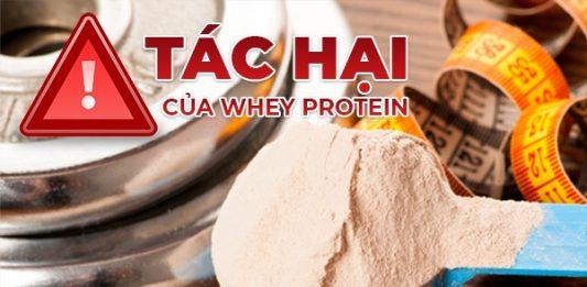 Whey protein rất tốt cho việc bổ sung để phát triển cơ bắp, nhưng nếu không sử dụng đúng cách sẽ gặp phải mà tác hại của Whey Protein có thể gặp phải