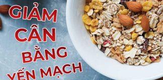 Theo kinh nghiệm giảm cân bằng yến mạch, đây là loại ngũ cốc hỗ trợ giảm cân cực kỳ hiệu quả, an toàn và rất tốt cho sức khỏe.