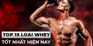 Chọn và bổ sung Whey Protein Tăng Cơ Giảm Mỡ đúng cách, kết hợp cùng tập luyện sẽ giúp người dùng đạt hiệu quả như mong muốn.