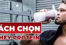 Whey protein là một trong những chất bổ sung không thể thiếu với người tập Gym, Hãy cùng thehinhchanel.com tìm hiểu cách chọn whey Protein nào tốt nhất nhé
