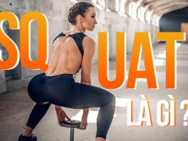 Squat là gì? Hướng dẫn tập Squat đúng cách