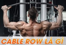 Cable Row