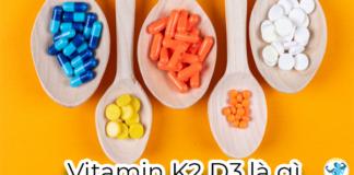 Vitamine D3 K2 Supplement có lợi ích gì ? Nội dung bài viết dưới đây của Thể Hình Chanel sẽ giúp bạn hiểu rõ hơn nhé