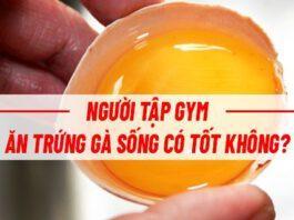 Người tập gym ăn trứng gà sống có tốt không? Nội dung bài viết dưới đây sẽ gợi ý giúp bạn cách ăn trứng sao cho ăn trứng hấp thu được nhiều dưỡng chất...