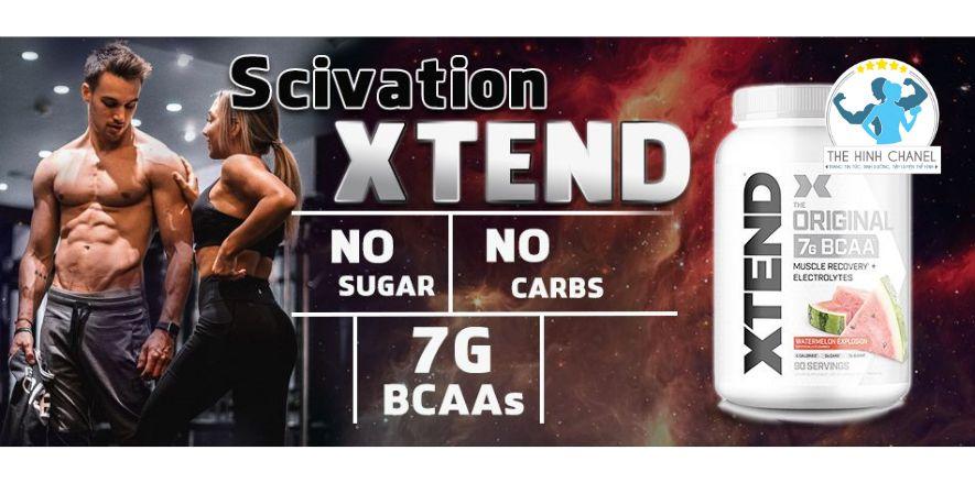 Bạn vẫn chưa biết cáchsử dụng BCAA Xtend sao cho hiệu quả? Vậy Thể Hình Chanel sẽ mách bạn cách pha sử dụng BCAA Xtend hiệu quả nhất..