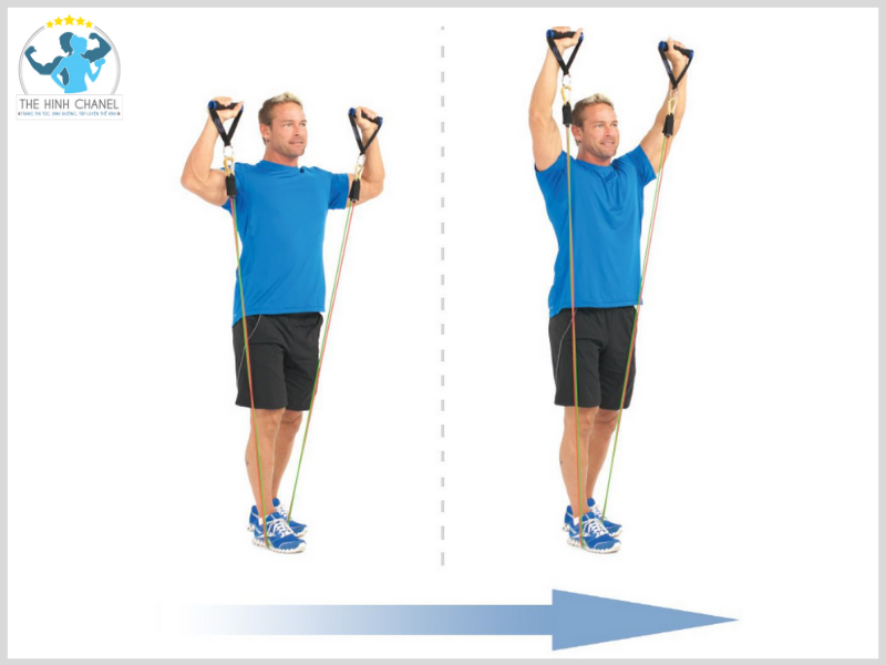 Không cần đến ta nặng mà vẫn hiệu quả, đó chính là dây tập ngũ sắc. Mời các bạn tìm hiểu tập luyện đơn giản với bộ dây ngũ sắc tập gym đa năng....