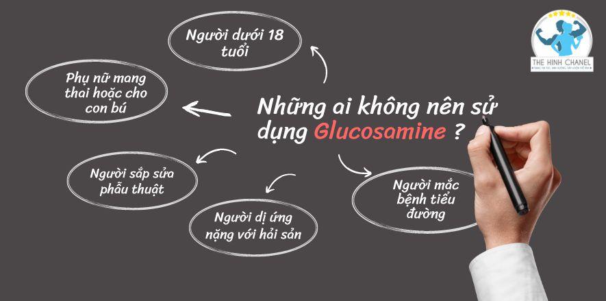 Để giải đáp đáp thắc mắc: Glucosamine bao nhiêu tuổi uống được? Thể Hình Chanel mời các bạn tham khảo nội dung bài viết.....