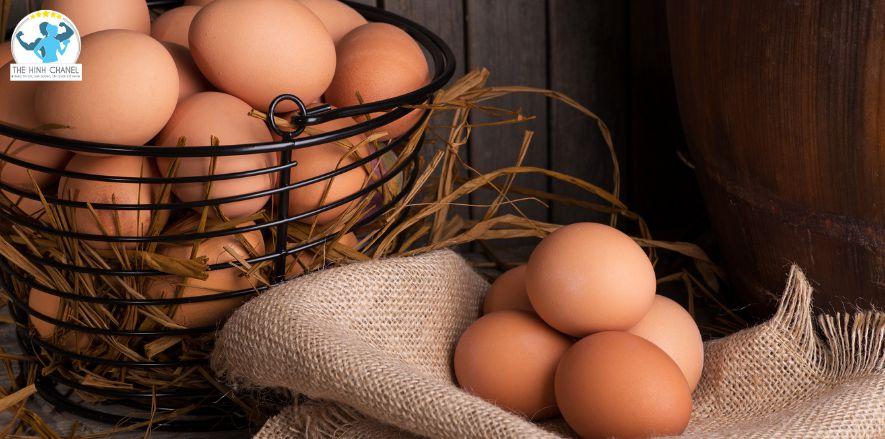 Lòng trắng trứng có tốt không? Thể hình Chanel mời bạn cùng tìm hiểu 6+ lợi ích khi ăn lòng trắng trứng mang lại cho sức khỏe , người tập gym thể hình...