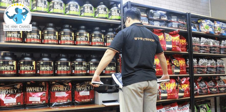 Thể Hình Chanel sẽ giúp bạn giải đáp thắc mắc mua Whey Protein ở đâu uy tín Hà Nội cùng 5 tiêu chí mua hàng chuẩn, giá ưu đãi....