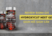 Nếu các bạn đang cân nhắc sử dụng Hydroxycut next gen, thì hãy tham khảo ngay Review đánh giá Hydroxycut next gen giảm mỡ, giảm cân...